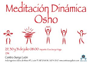 Meditación Dinámica Osho